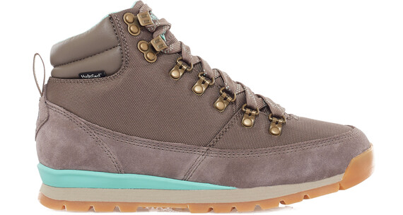 The North Face W's Back-To-Berkeley Redux Morel Brown/Surf Green